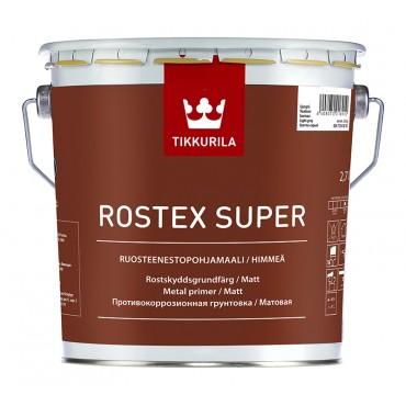 Ростекс Супер красно-коричневый (3л)